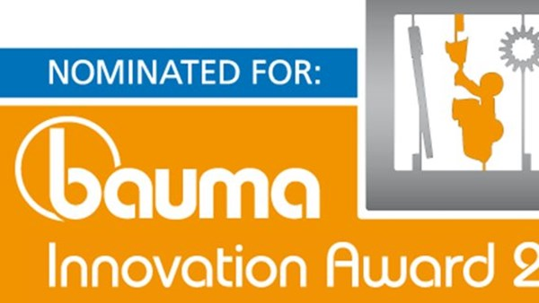 bauma Innovationspreis Signet Innovation Award Machinery