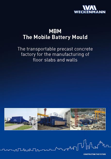 Flyer Mobile Battery Mould