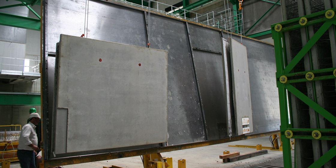 Precast concrete element products