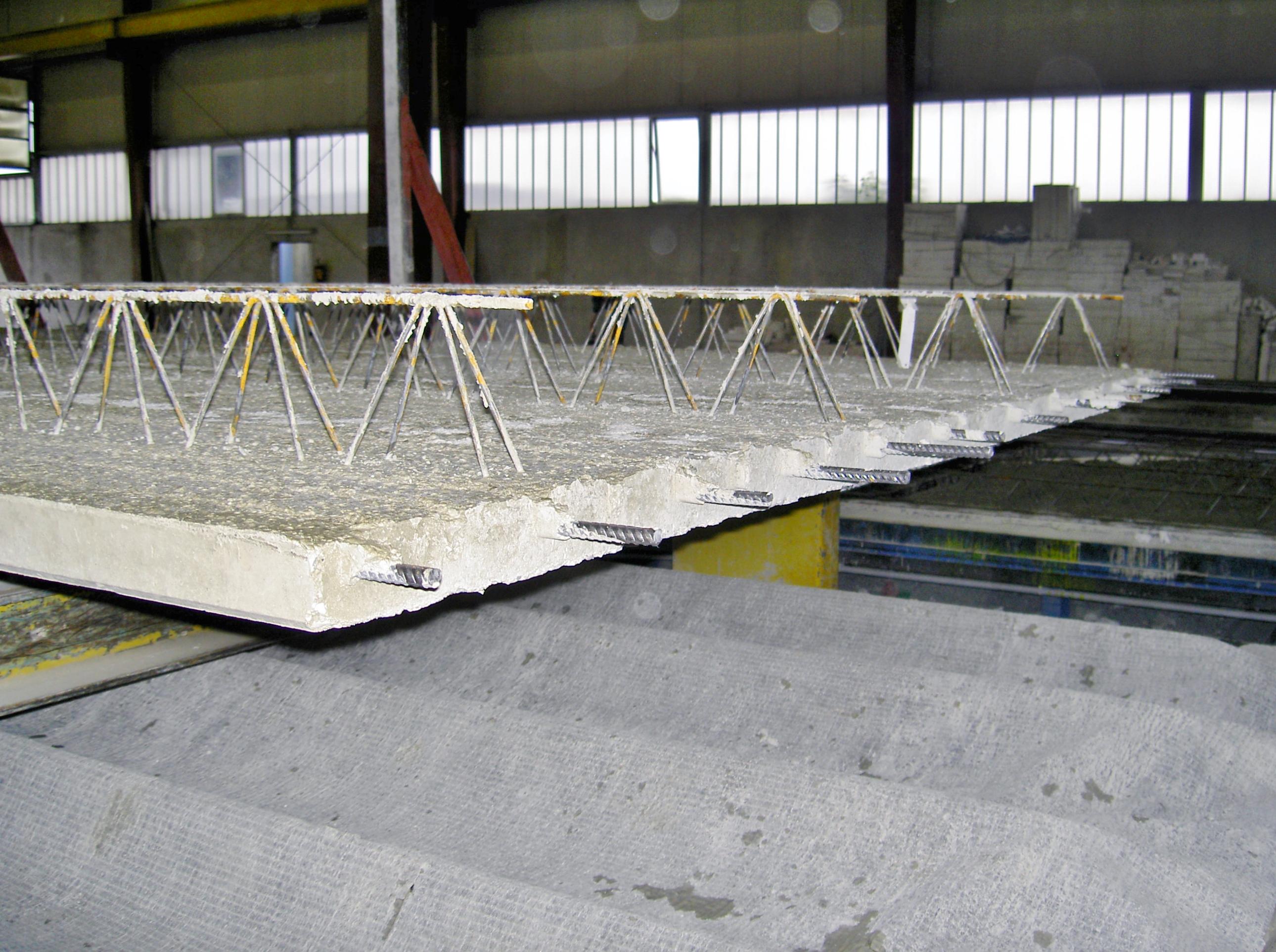 Floor slabs 15