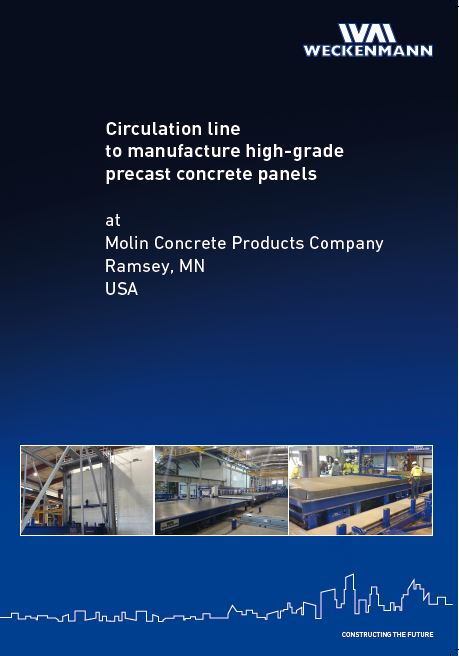 Flyer Circulation System Walls and Slabs